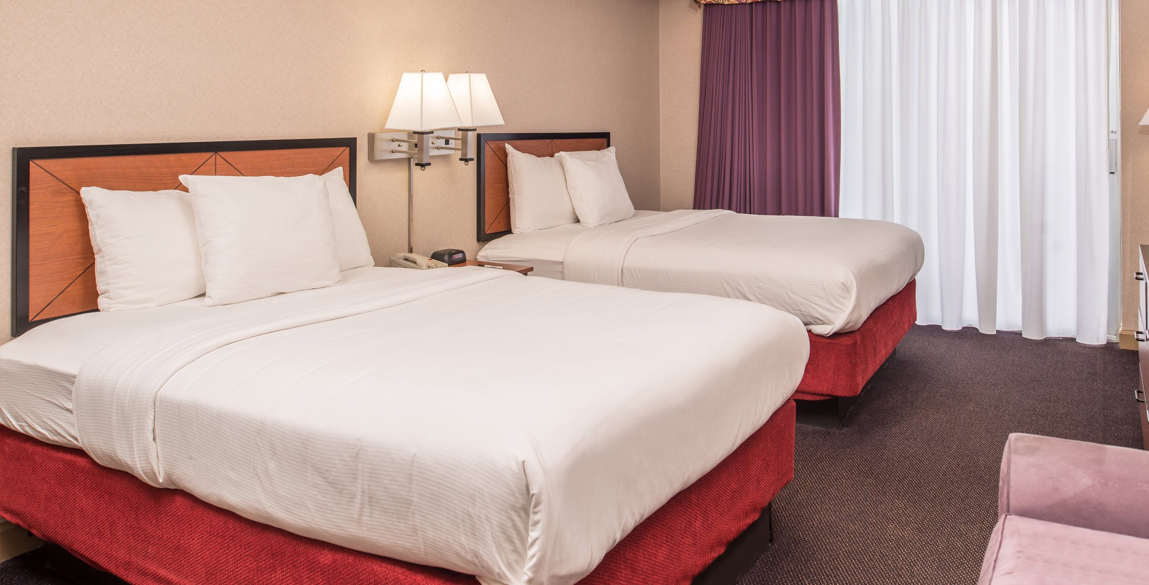 TAKE ADVANTAGE OF WINSTON-SALEM'S PREMIERE HOTEL LODGING AND ACCOMMODATIONS