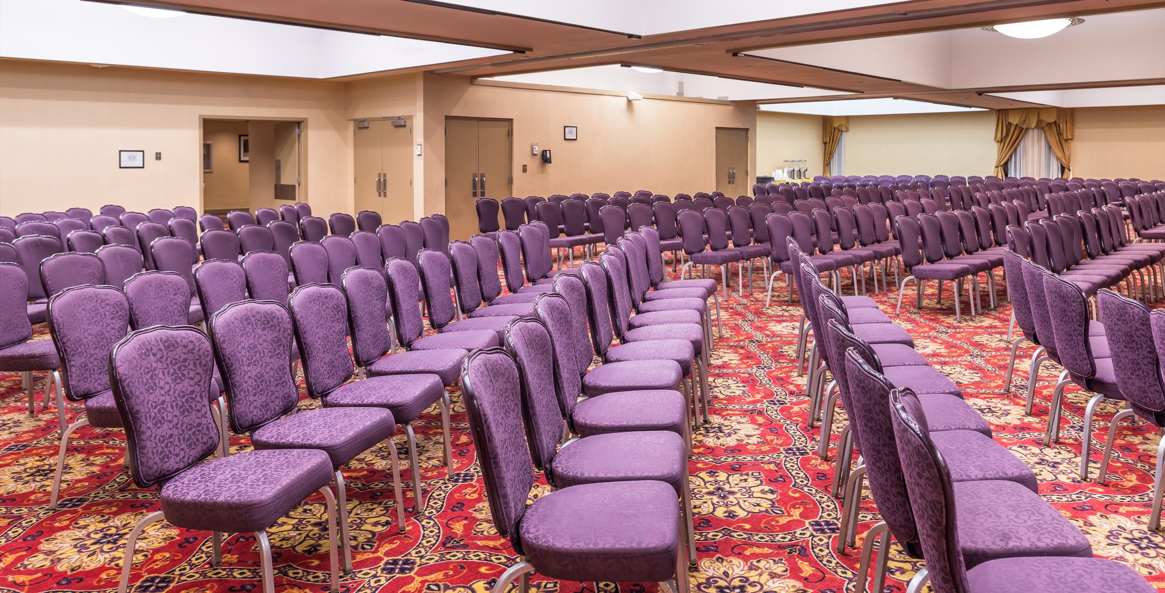 THE HAWTHORNE INN PROVIDES OVER 10,000 SQUARE FEET OF MEETING AND EVENT SPACE IN DOWNTOWN WINSTON-SALEM