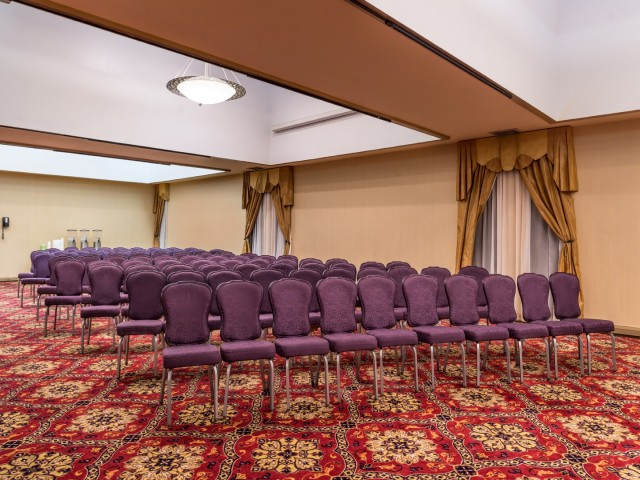 The Hawthorne Inn & Conference Center - conference hall