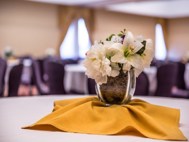 The Hawthorne Inn & Conference Center - centrepiece