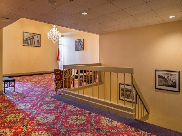 The Hawthorne Inn & Conference Center - floor