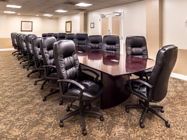 The Hawthorne Inn & Conference Center - meeting room