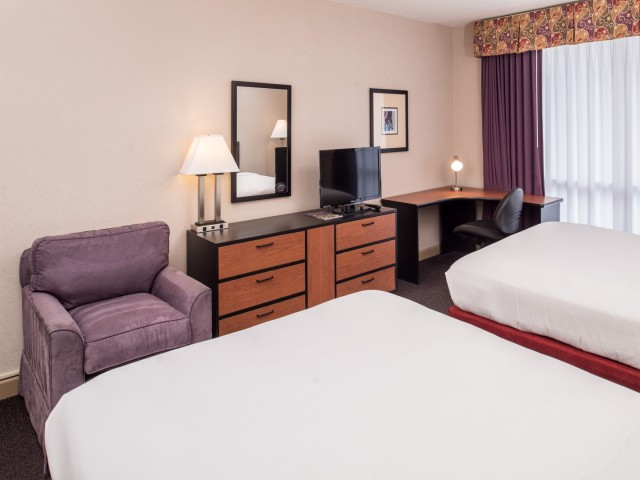 The Hawthorne Inn & Conference Center - 2 Beds Guestroom
