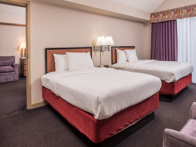 The Hawthorne Inn & Conference Center - Spacious Suite
