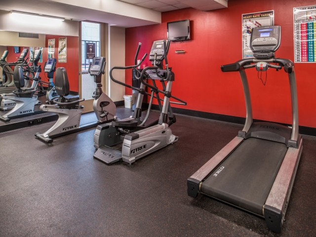 The Hawthorne Inn & Conference Center - Hotel Fitness Center