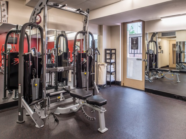 The Hawthorne Inn & Conference Center - Fitness Center