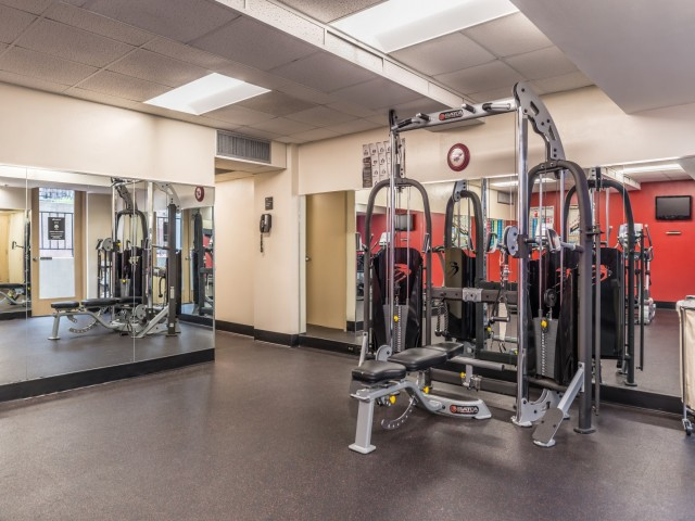 The Hawthorne Inn & Conference Center - Fitness Gym